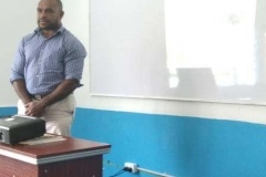 Term 2 Week 4 Guest Speaker on Sustainable Development