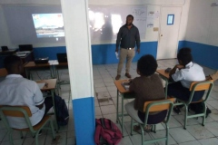 Term 2 Week 8 Guest Speaker from National Disaster
